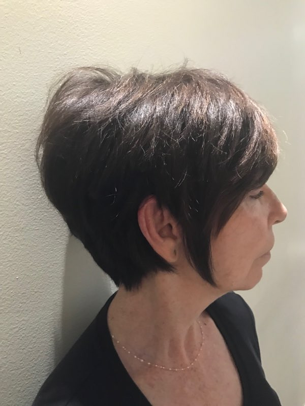 Soft tapered womens cut