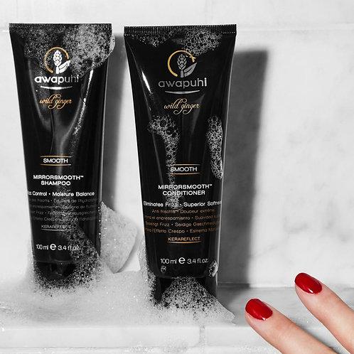Awapuhi MirrorSmooth Shampoo & Conditioner Set