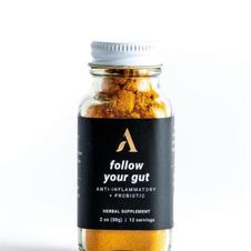 Follow Your Gut, Mixing Blends