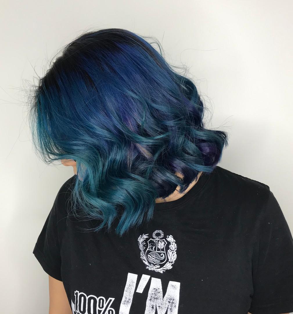 Fantasy Haircolor