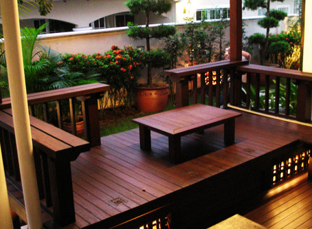 PLANNING AN OUTDOOR ROOM