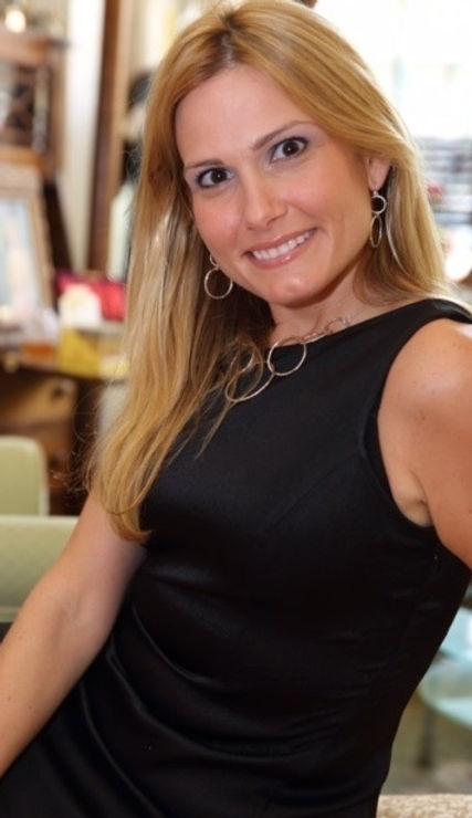 Makeup Artist and Esthetician Carrie Newman