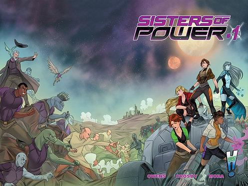 Sisters of Power #1
