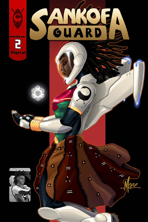 Sankofa Guard #2