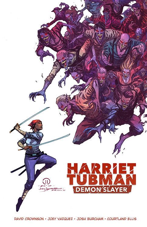 Harriet Tubman Demon Slayer #2