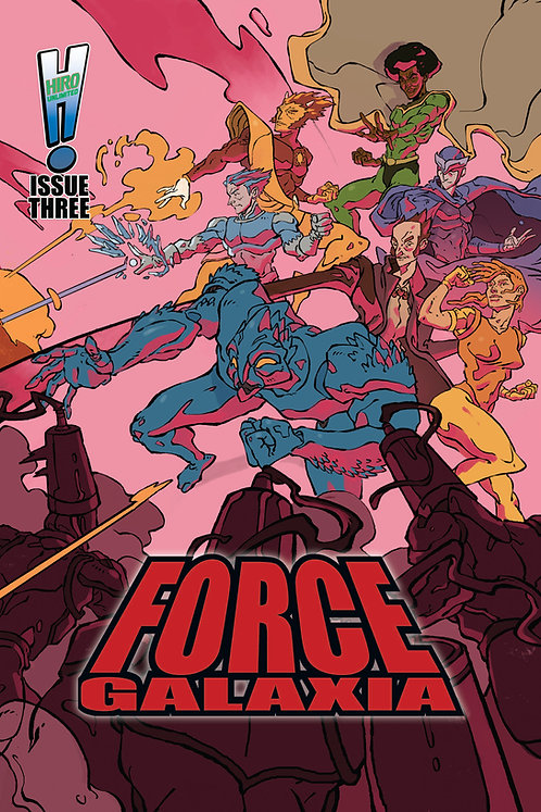 Force Galaxia #3