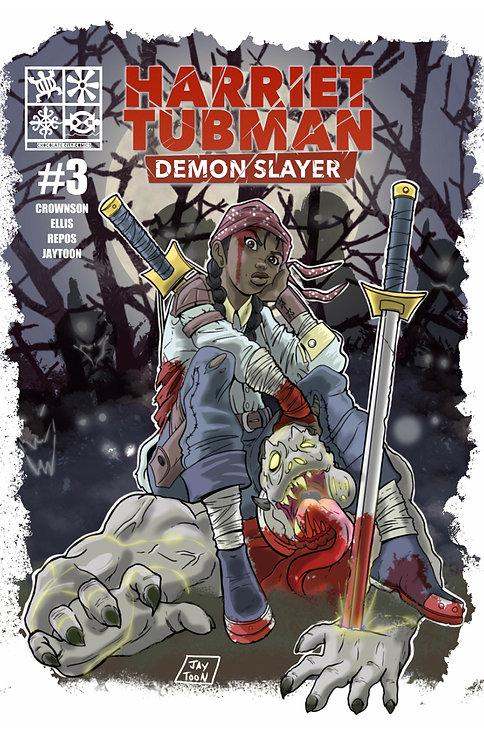 Harriet Tubman Demon Slayer #3