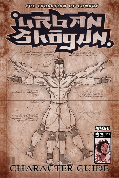 Urban Shogun #0: Character Guide