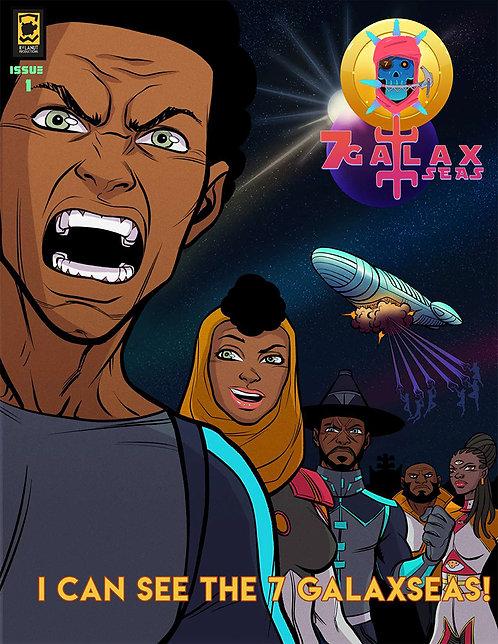7 Galaxseas #1