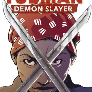 HARRIET TUBMAN DEMON SLAYER #1