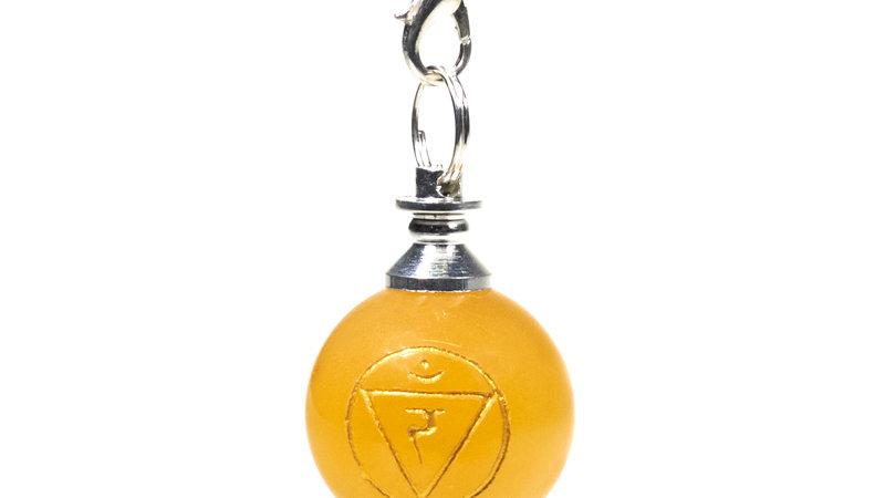 Pendule 3ème chakra Manipura