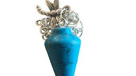 Pendule turquoise reiki