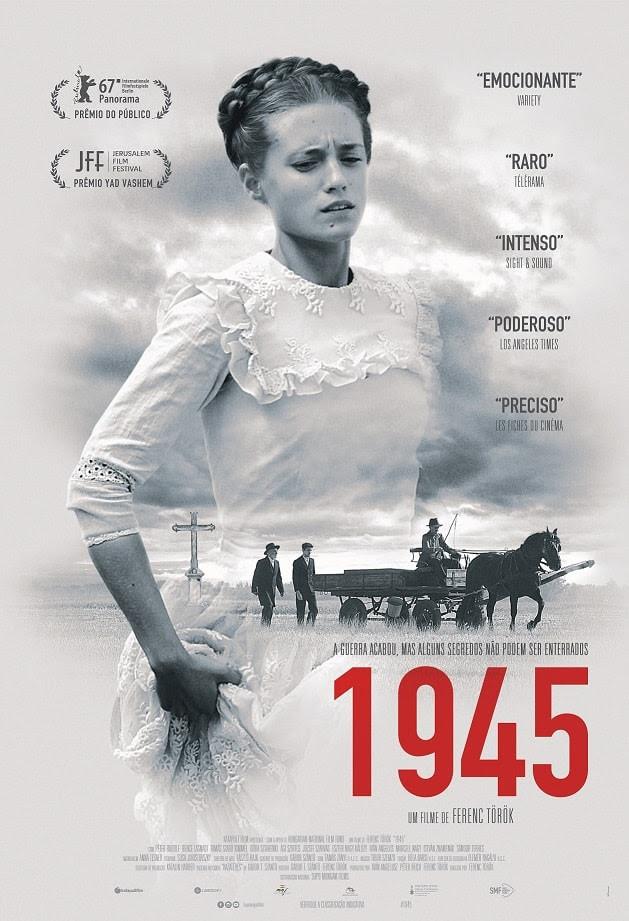 Cartaz de 1945 (2017) | Divulgação (Supo Mungam Films)