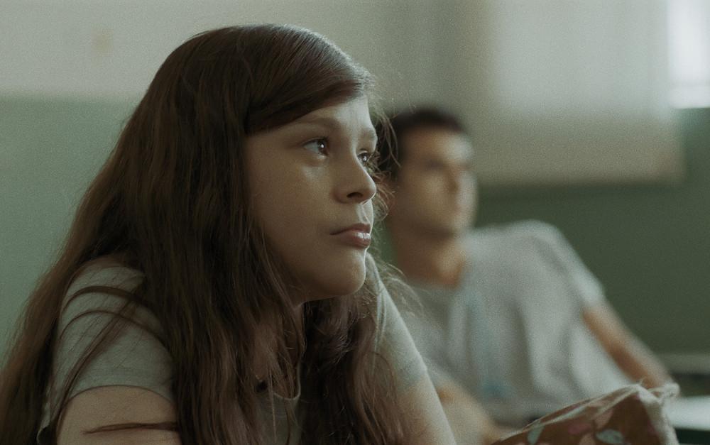 Thiessa Woinbackk como a protagonista do filme brasileiro Valentina (2020), do cineasta mineiro Cássio Pereira dos Santos | Foto: Divulgação (Créditos: Leonardo Feliciano)