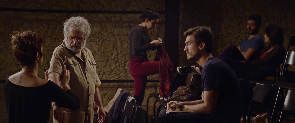 Fernando Bohrer e Igor Angelkorte em cena do filme Fernando (2017) | Foto: Divulgação (Olhar Distribuição)