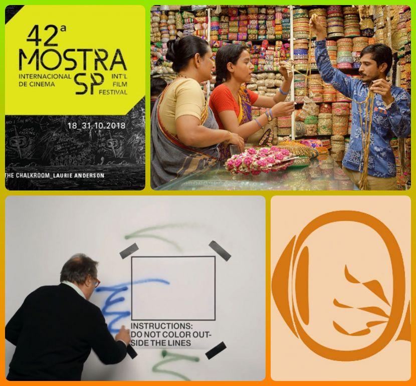 Mostra SP 2018 - Repescagem do NERVOS: A Costureira de Sonhos | Por que Somos Criativos? | Fotos: Divulgação (Mostra Internacional de Cinema em São Paulo)
