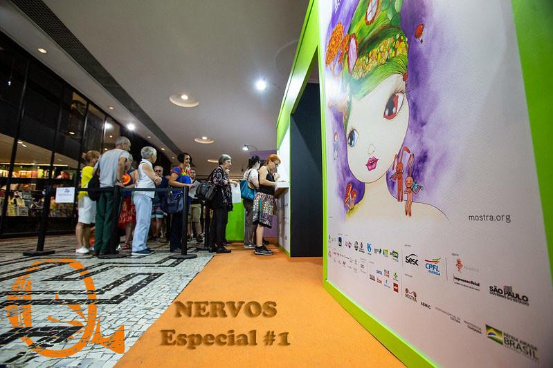 NERVOS Especial #1 | Foto: Abertura da Central da Mostra em 2019 (Créditos: Mario Miranda Filho / Agência Foto)