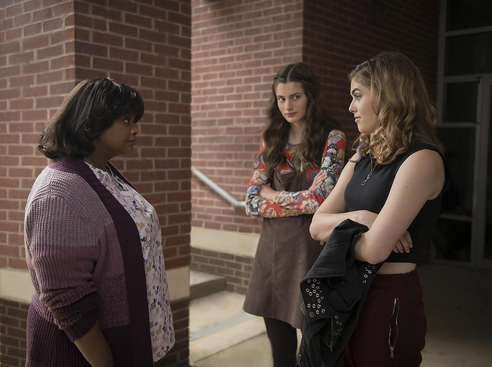 Octavia Spencer, Diana Silvers e McKaley Miller em cena do filme Ma (2019) | Foto: Divulgação