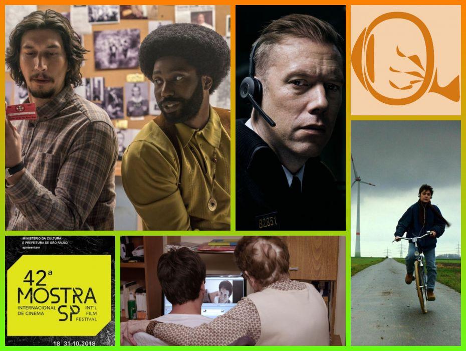 Mostra SP 2018 - Dia 1: Infiltrado na Klan | Culpa | A Odisseia de Peter | El Creador de Universos | Fotos: Divulgação (Mostra Internacional de Cinema em São Paulo)