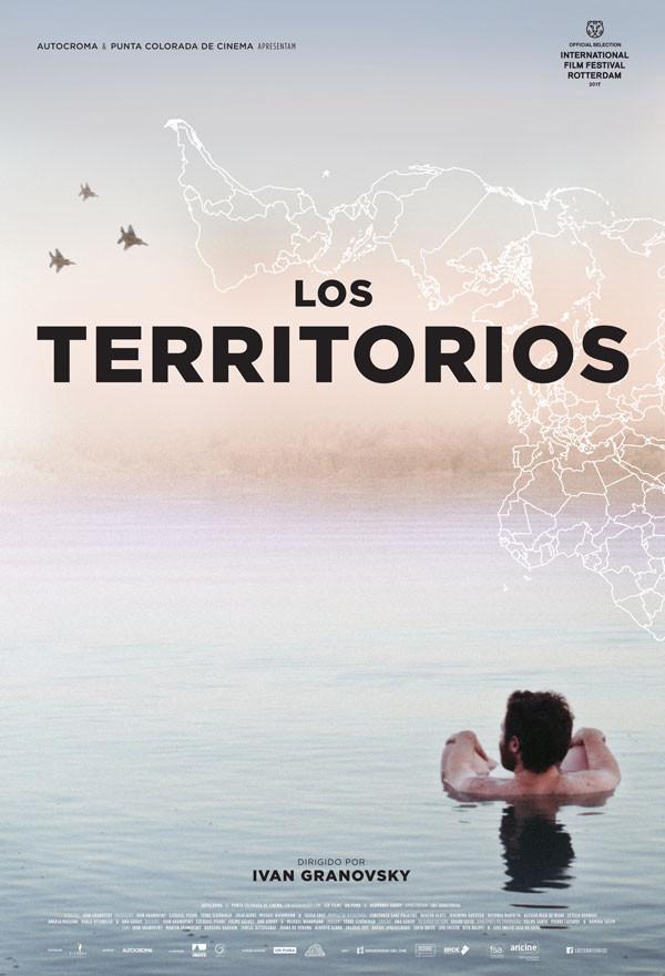 Cartaz do filme Los Territorios | Divulgação (Vitrine Filmes)