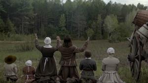 Cena do filme de terror A Bruxa (2015) | Foto: Divulgação