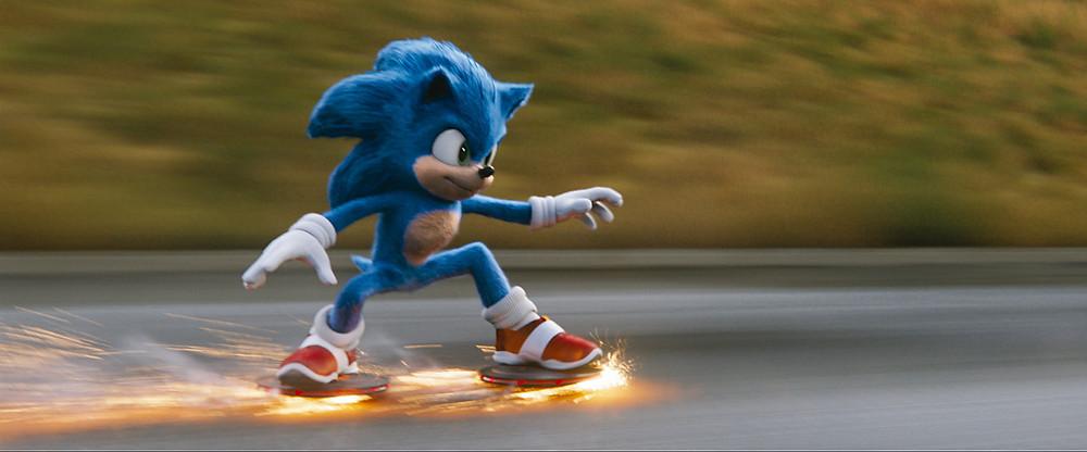 Cena de Sonic – O Filme (2020) | Foto: Divulgação (Paramount Pictures)