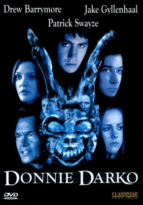 Capa do DVD do filme Donnie Darko (2001)