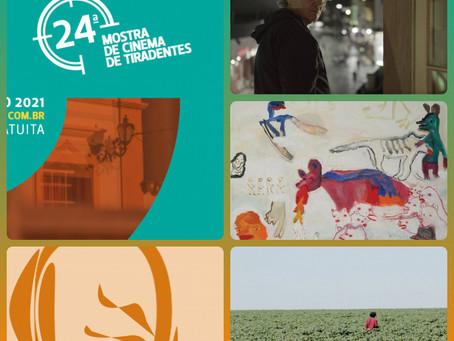 TIRADENTES 2021 | Os ostinatos audiovisuais de Paula Gaitán