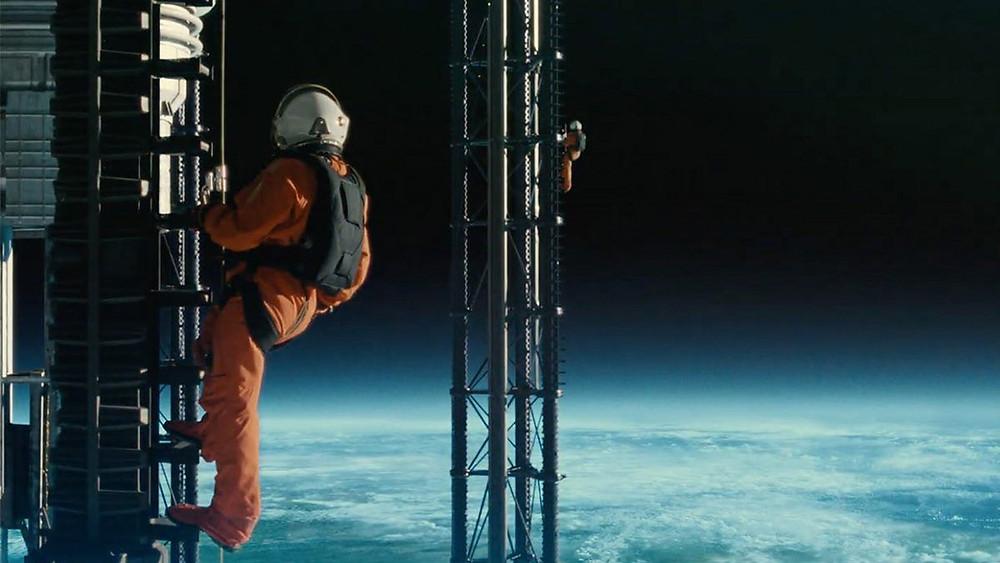Cena do filme espacial Ad Astra: Rumo às Estrelas (2019), de James Gray | Foto: Divulgação
