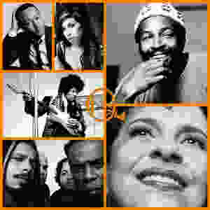 6º de Separação #1 | John Legend, Amy Winehouse, Marvin Gaye, Jimi Hendrix, Gal Costa e O Rappa