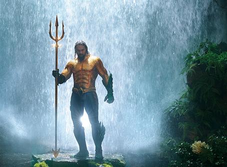 AQUAMAN   Rei Momoa das águas