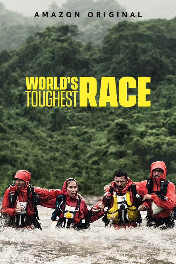 Cartaz da série documental World's Toughest Race: Eco-Challenge Fiji (2020) | Divulgação (Amazon Prime Video)
