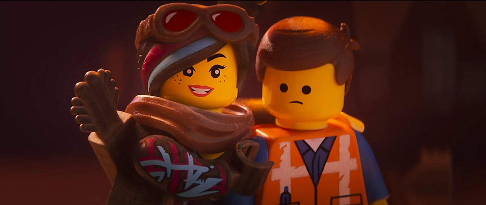 Cena da animação Uma Aventura Lego 2 (2019)   Foto: Divulgação