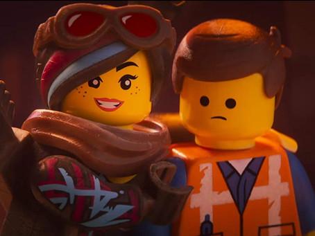 UMA AVENTURA LEGO 2 | Unindo peças
