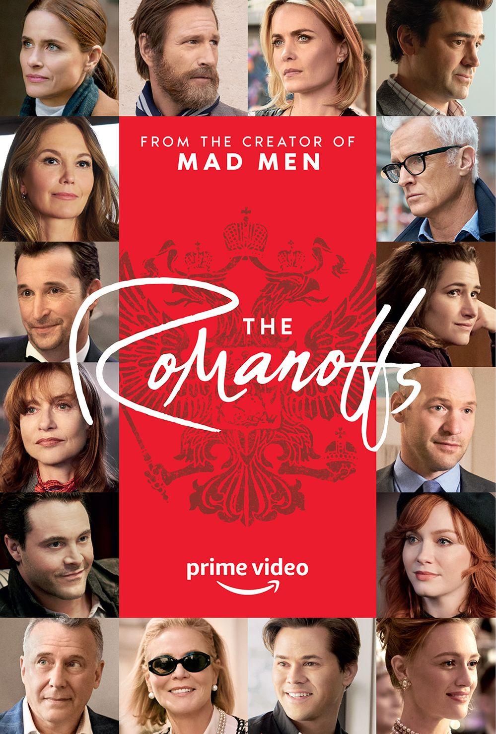 Pôster de The Romanoffs (2018)