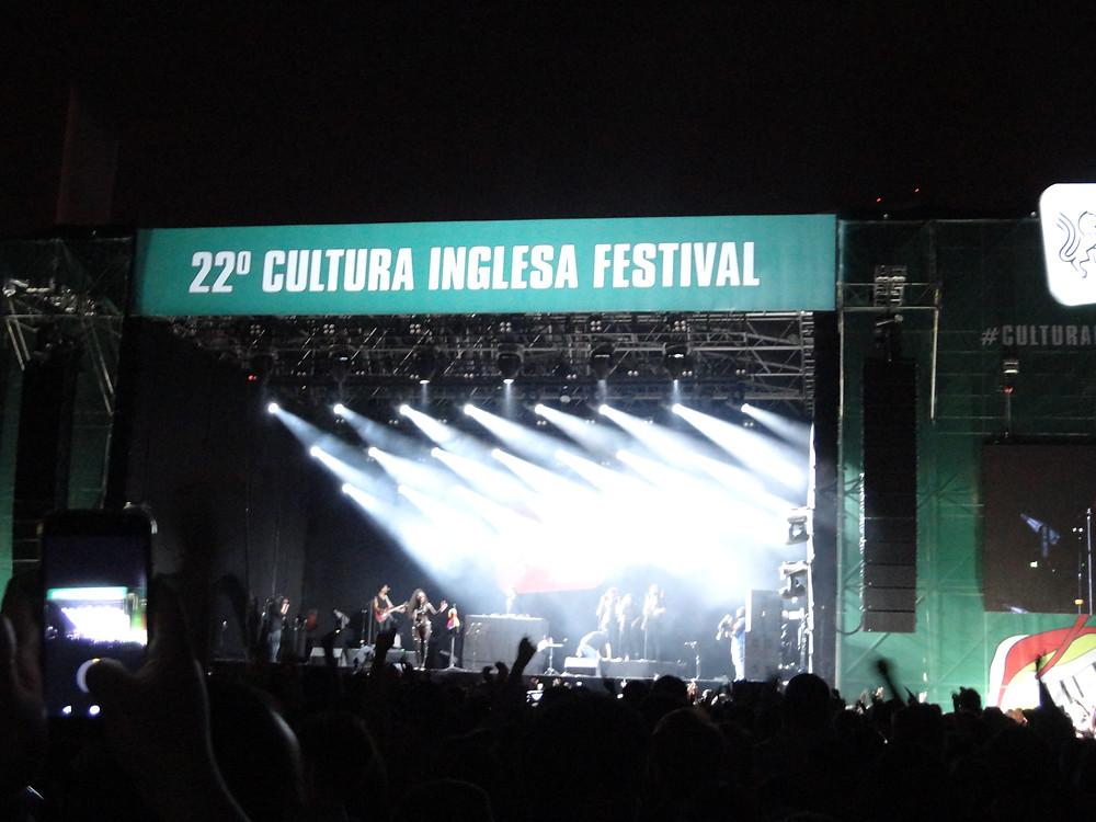 IZA no 22º Cultura Inglesa Festival | Foto: Nayara Reynaud