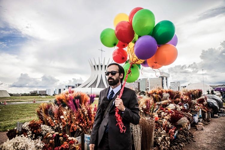 Julio Andrade na série nacional 1 Contra Todos (2015-) | Foto: Divulgação (FOX)