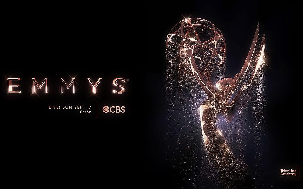 Logo do 69ª Emmys Awards | Divulgação (CBS)