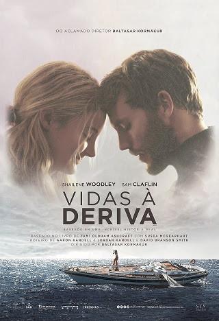 Pôster do filme Vidas à Deriva (2018) | Divulgação (Diamond Films)