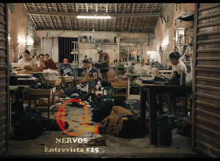 NERVOS Entrevista #25   ESTOU ME GUARDANDO PARA QUANDO O CARNAVAL CHEGAR