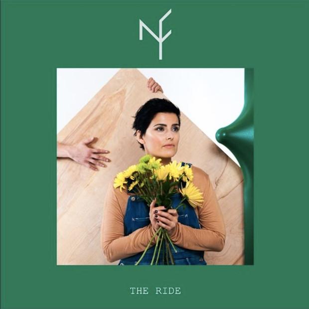 Capa do álbum The Ride (2017), da cantora Nelly Furtado | Divulgação