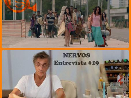 NERVOS Entrevista #19 | MORMAÇO + TUNGA, O ESQUECIMENTO DAS PAIXÕES