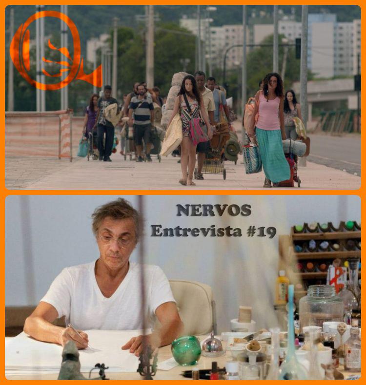 NERVOS Entrevista #19: Cenas dos filmes Mormaço (2018) e Tunga, o Esquecimento das Paixões (2018) | Fotos: Divulgação (Créditos do Tunga: Gabi Carrera)
