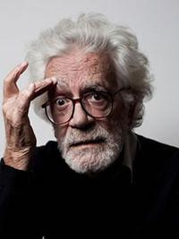 O documentarista brasileiro Eduardo Coutinho