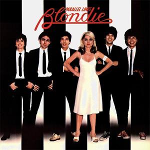 Capa do álbum Parallel Lines (1978) do Blondie