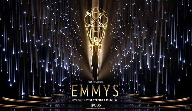 Logo do Emmy 2021