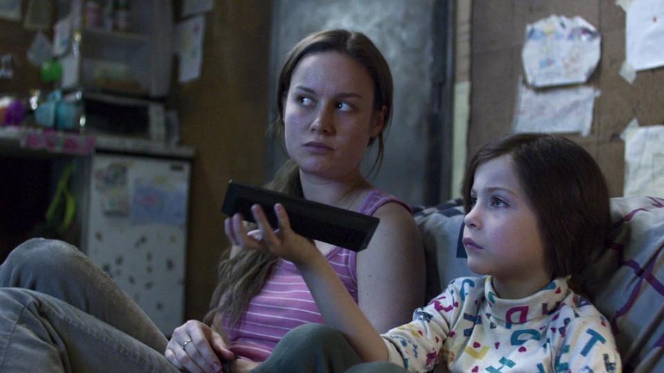 Brie Larson e Jacob Tremblay em cena do drama O Quarto de Jack (2015) | Foto: Divulgação