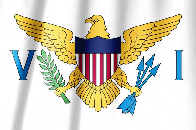 Bandeira das Ilhas Virgens Americanas