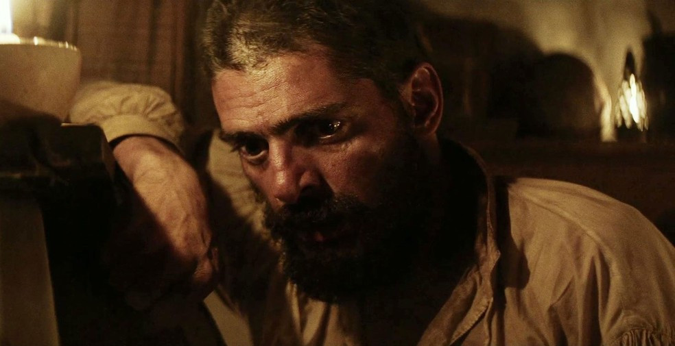 Júlio Machado em cena do filme nacional Joaquim (2017), de Marcelo Gomes | Foto: Divulgação