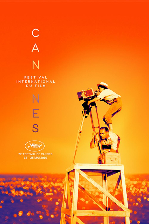 Pôster do 72º Festival de Cannes | Divulgação (Cannes)